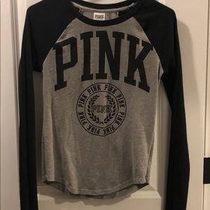Tops - Long sleeved PINK